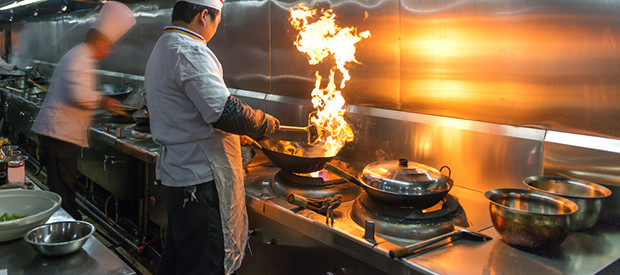 Restaurant equipment services